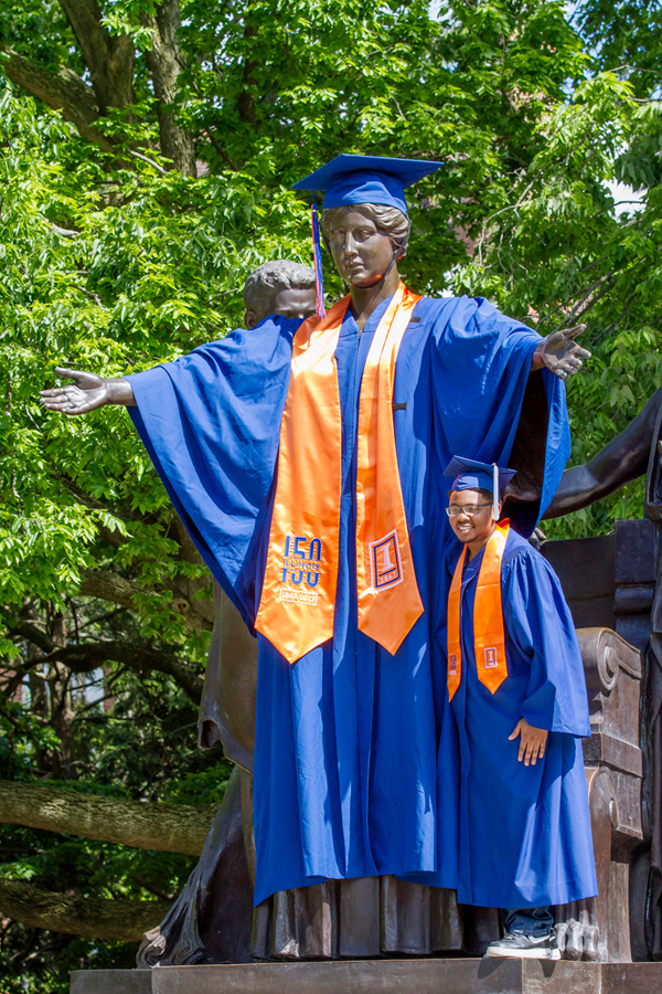 Uiuc Graduation Date 2020.Convocation Ceremony For The Departments Of Mathematics And